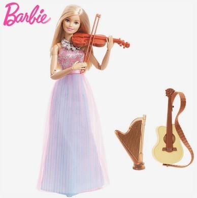 Барбі музикант