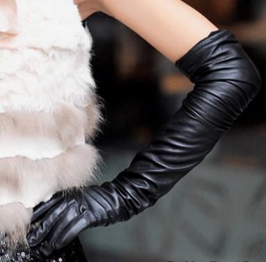 Довгі рукавиці купити