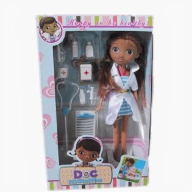 Лялька лікар