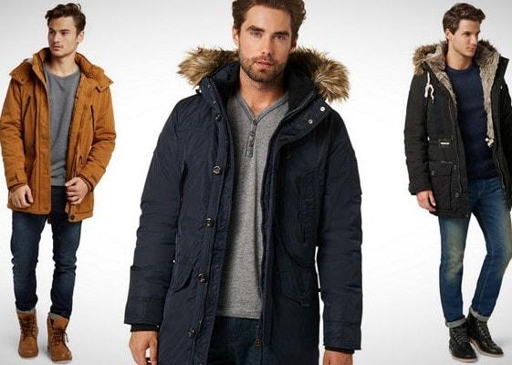 Аліекспрес зимові чоловічі куртки