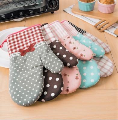 Набір кухонних рукавиць