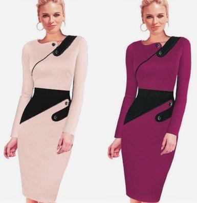 Модне плаття для офісу