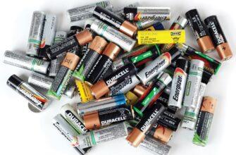 Батарейки з Аліекспрес дешево