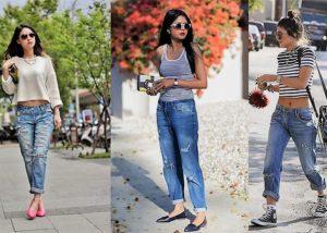 Дешеві джинси бойфренди з Аліекспрес