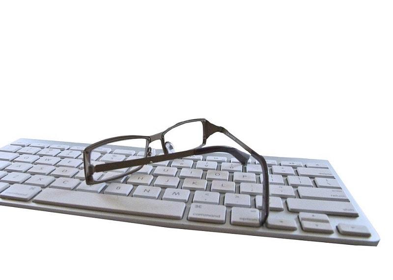 Окуляри для компютера Аліекспрес